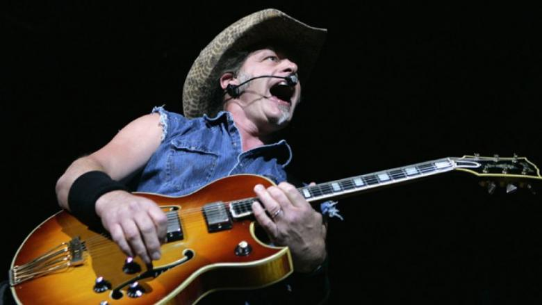 Another Casino Cancels Ted Nugent Concert, Citing Racist Remarks