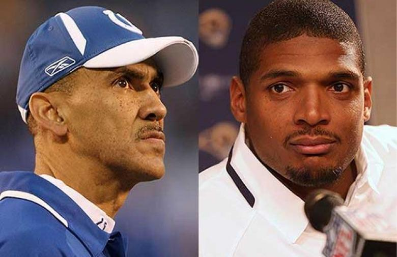 Tony Dungy Is The Clarence Thomas Of Football