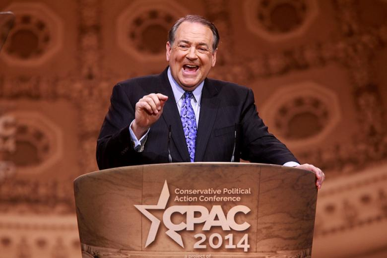Mike Huckabee Proves Impeachment Talk Is Conservative Scam Bait