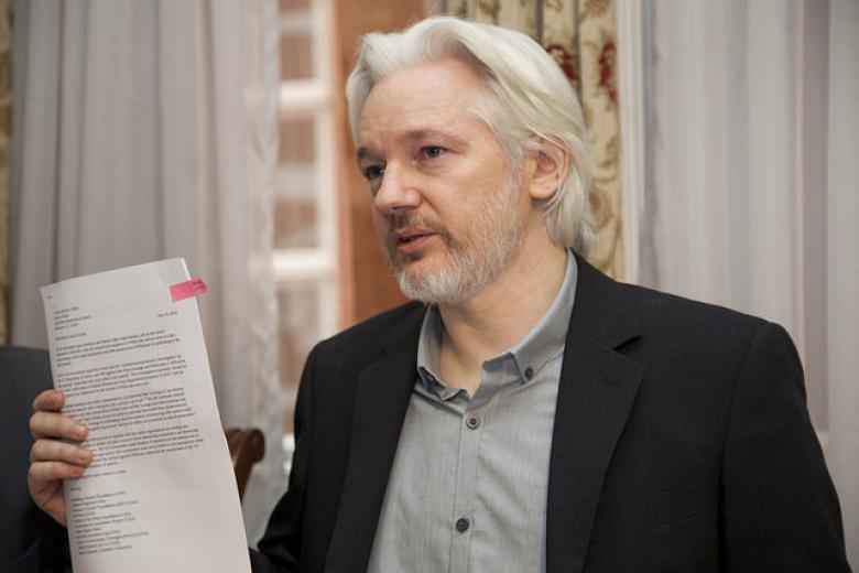 Wikileaks Founder Julian Assange Suffering From Heart Condition After Living In Embassy For Two Years: Sources