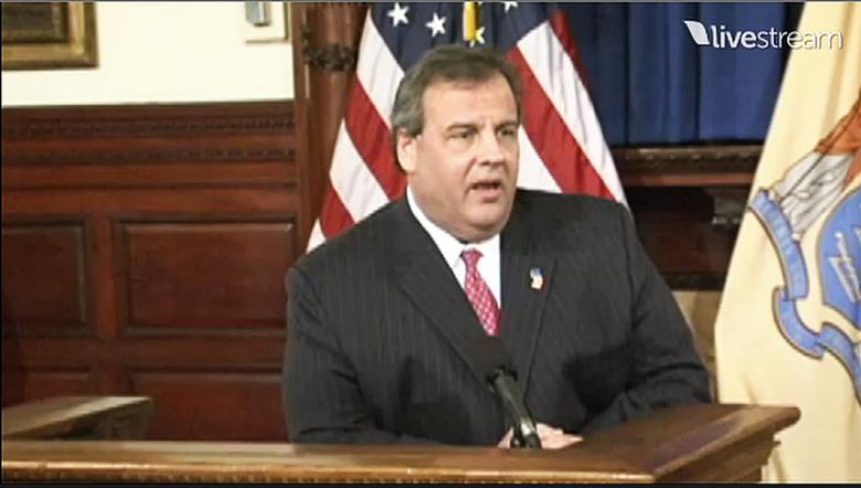 Gov. Chris Christie: What Text Message?