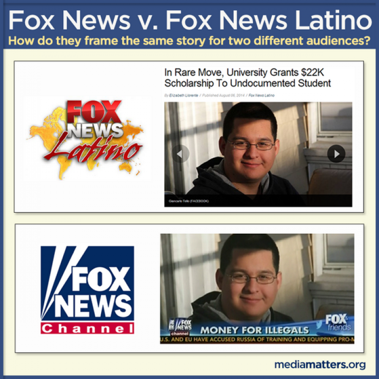 Fox News' Two-Faced Immigration Stance