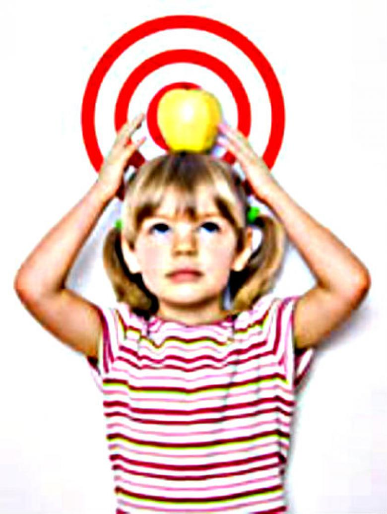 Target Practice: The Corporate Takeover Of Children