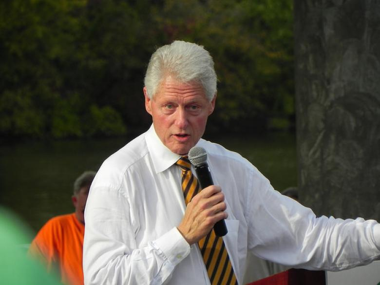 Bill Clinton To Dems: We Need To Get Out And Vote