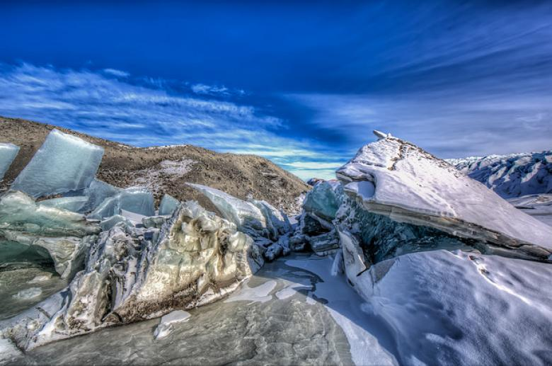 Greenland Ice Sheet Less Stable Than Believed