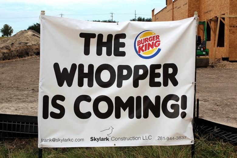 Who Gets Rich Harvesting Burger King And The American Economy?