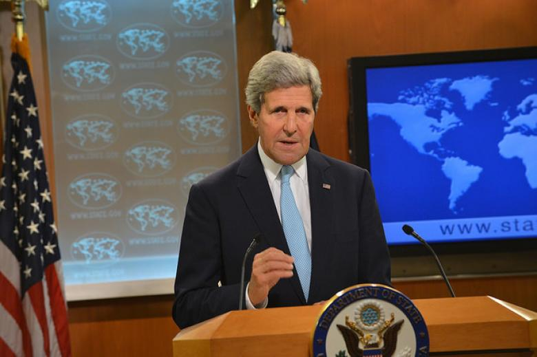 Kerry: US Troops Might Deploy To Iraq If There Are 'Very Dramatic Changes'