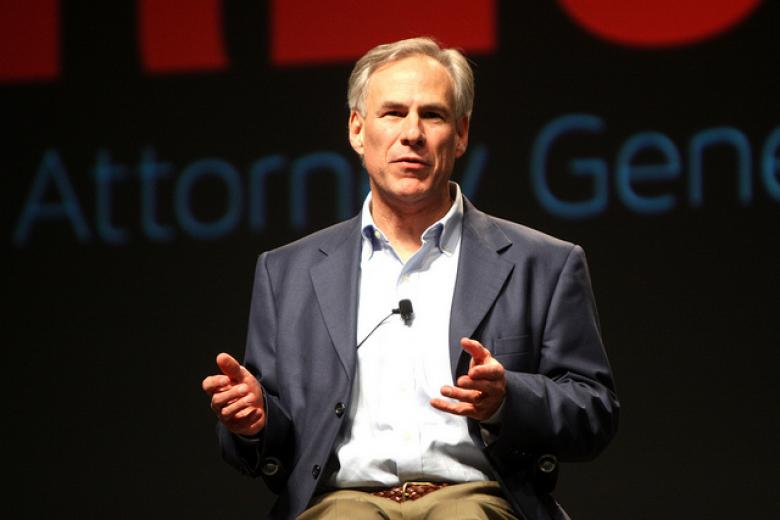 Texas Republican Greg Abbott Wants To Sue The President