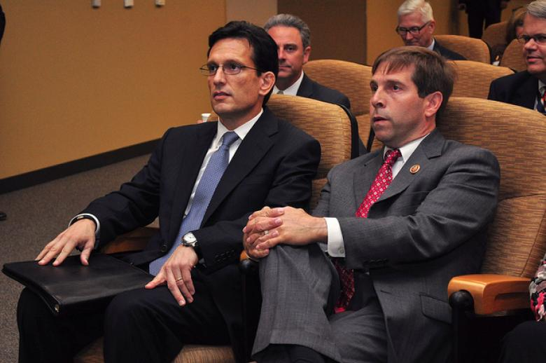 Eric Cantor Named VP Of Wall St. Investment Bank