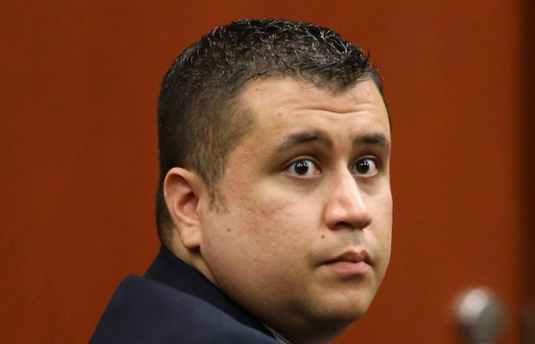 George Zimmerman's Big Pity Party