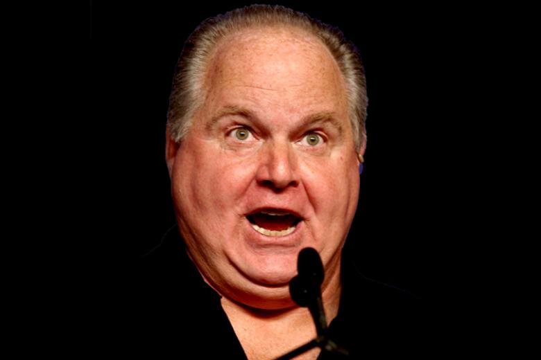 Confirmed: Rush Limbaugh's Ratings Are In The Tank