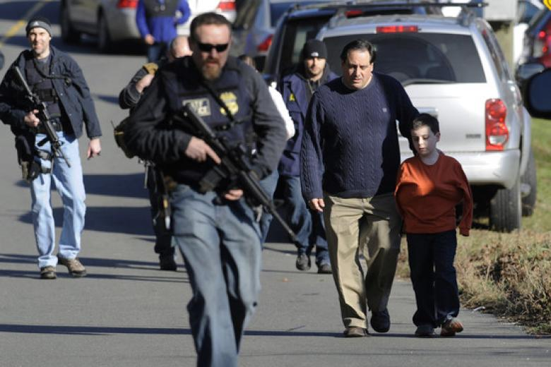 Mass Shootings On The Rise, New FBI Study Shows