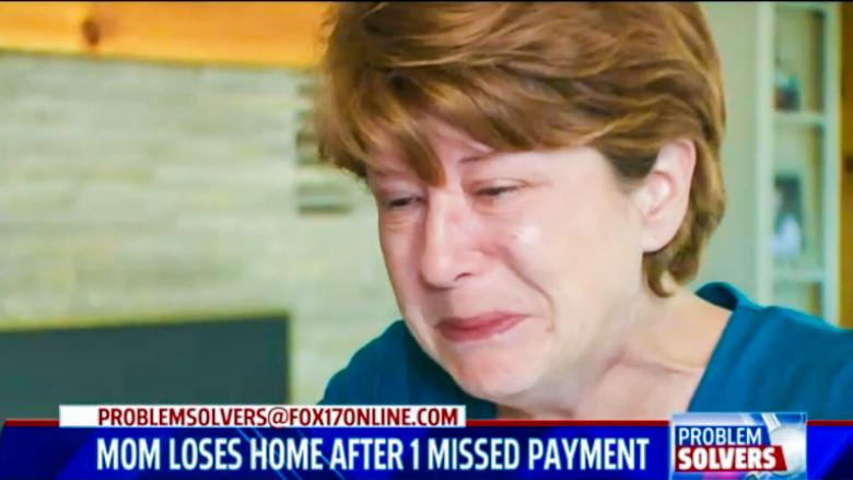 Mom Suffers Brain Injury, Forgets Tax Bill, So County Is Selling Her Home And Keeping The Profit