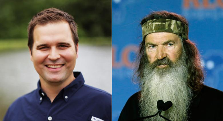 Louisiana Tea Party's 'Duck Dynasty' Nephew Is 'Prolife' Hypocrite