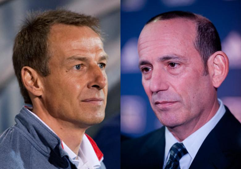 Jurgen Klinsmann Vs. Don Garber At Hell In A Cell
