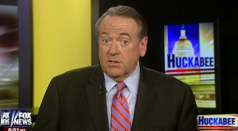 Huckabee Thanks Fox News For Raising His 2016 Profile
