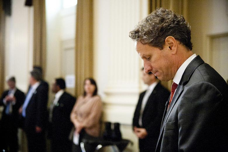 In Private Papers, A More Candid Tim Geithner Speaks Out