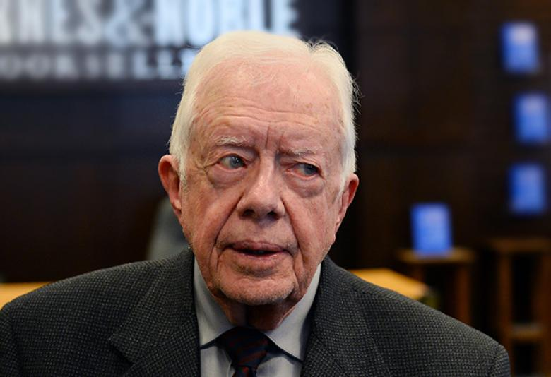 Jimmy Carter: We Waited Too Long To Confront ISIS