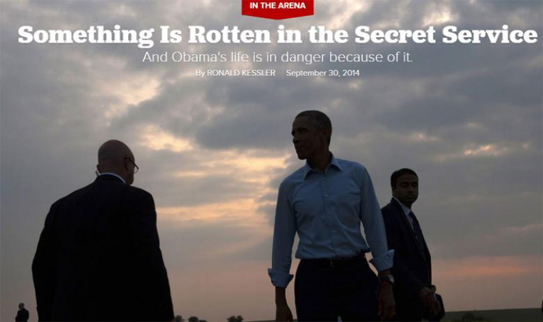 The Politico: How To Fix The Secret Service, Assassination Style