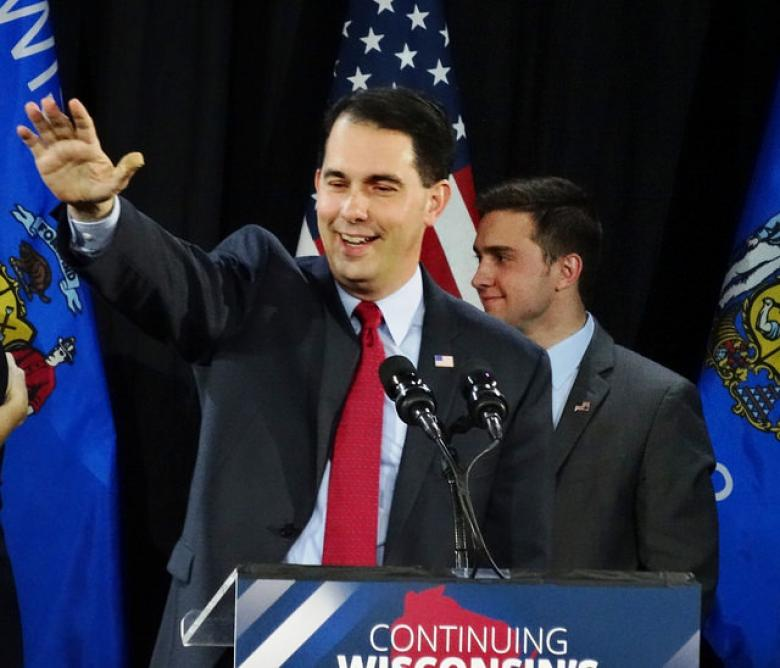 Repulsive Scott Walker Decides To Harass Unemployment And Food Stamp Recipients With Drug Tests