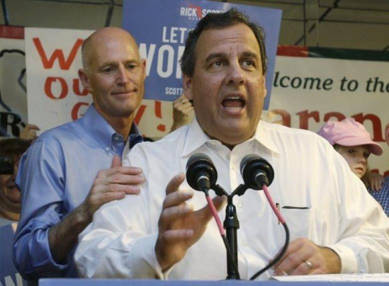 Former U.S. Rep Announces The 'Stop Christie' PAC