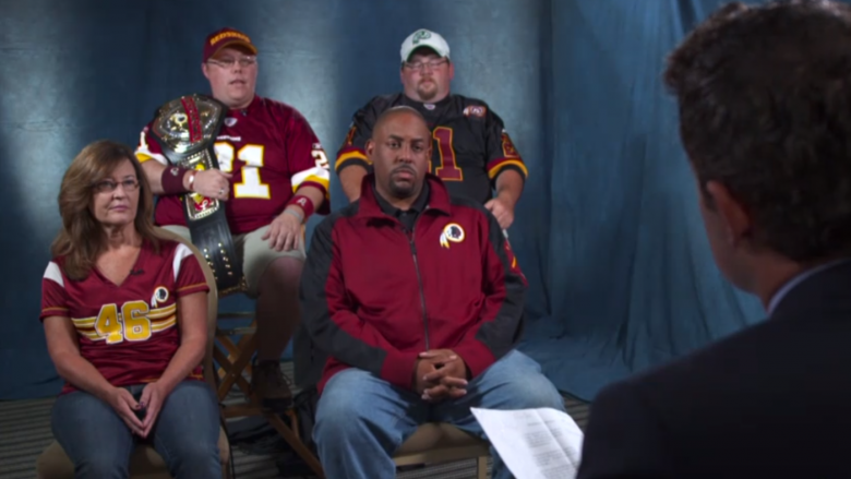 Why Didn't The Daily Show Air The 'Vile Sh*t' Fans Said In Its Infamous Redskins Segment?