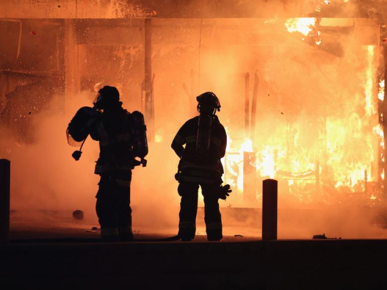 Violence, Non-Violence, And What Happened In Ferguson
