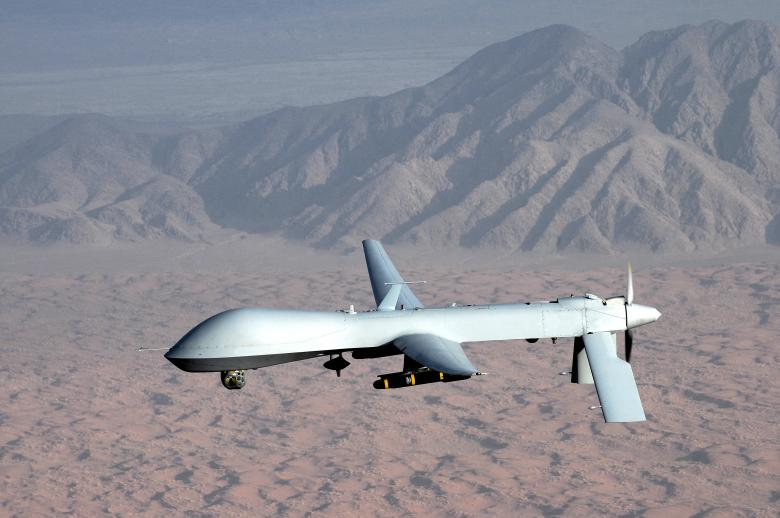 Report: Drone Strikes So Precise, They Kill Some People Thrice