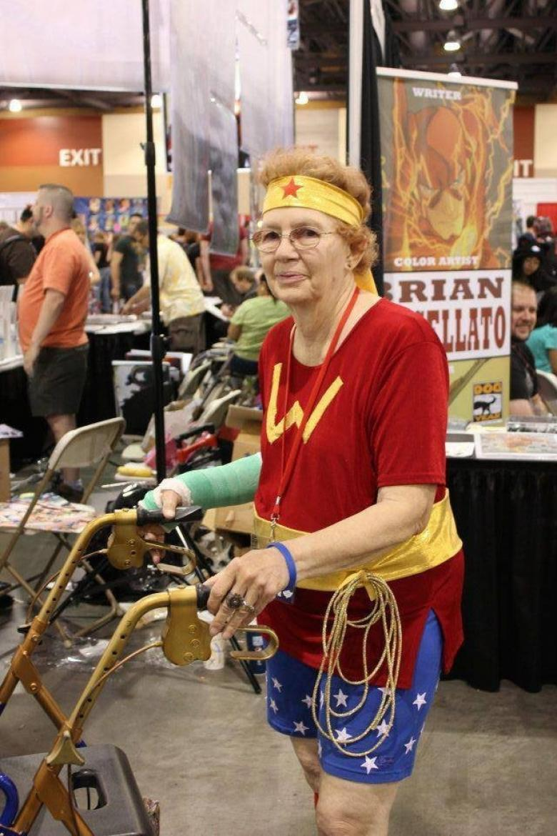 Open Thread - By The Time I Get To ComicCon...