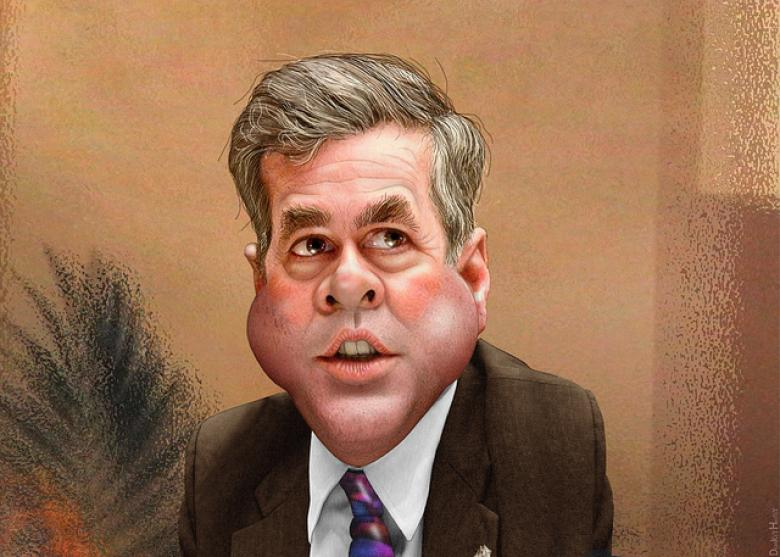 Terry Schiavo's Husband Warns Voters About Jeb Bush