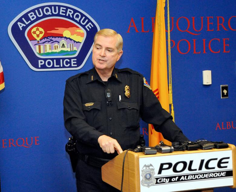 Albuquerque Cop Fired For Not Turning On Body Cam