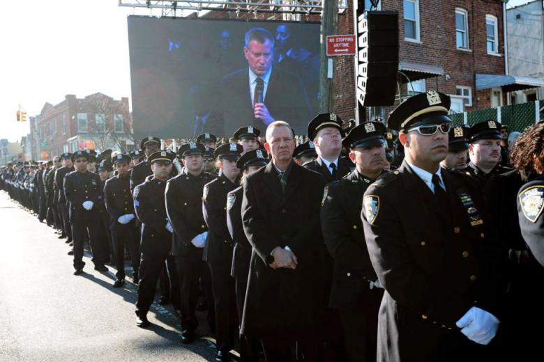 Mayor DeBlasio: Fire The Commissioner And Discipline Insubordinate Police Officers
