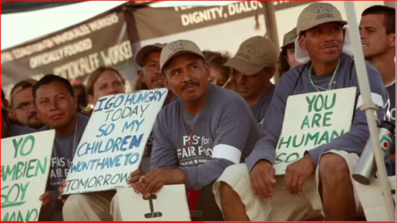 'Food Chains' Brilliantly Exposes The Plight Of The Migrant Farm Worker