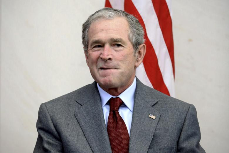 George W. Bush Cancels Trip Overseas For Fear Of Arrest