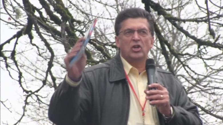 Antigovernment Speakers Denounce Washington State Gun Law, Threaten Violent Revolt