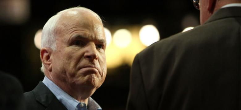 John McCain Is Very Angry At President Obama Over Sony