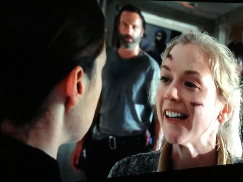 The Walking Dead Season 5 Episode 8: Mid Season Finale 'Coda'