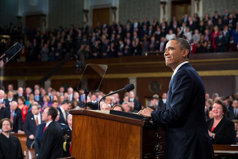 The President's State Of The Union Address: A Progressive Field Guide