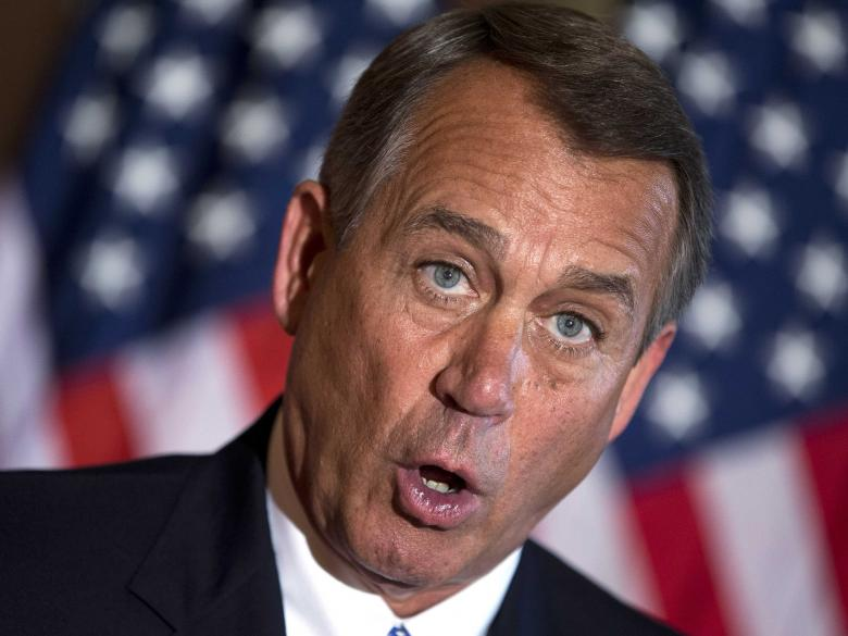 John Boehner To Resign From Congress Next Month