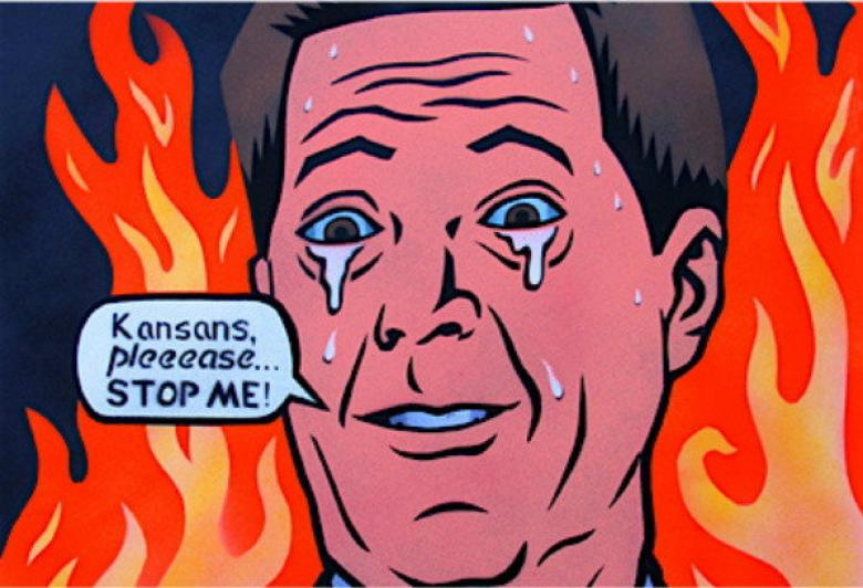 Guess What Sam Brownback Wants To Cut Now