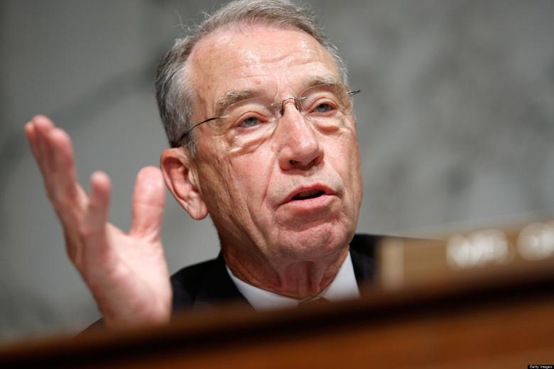 Uh Oh,  Chuck Grassley Told The Truth About Trumpcare