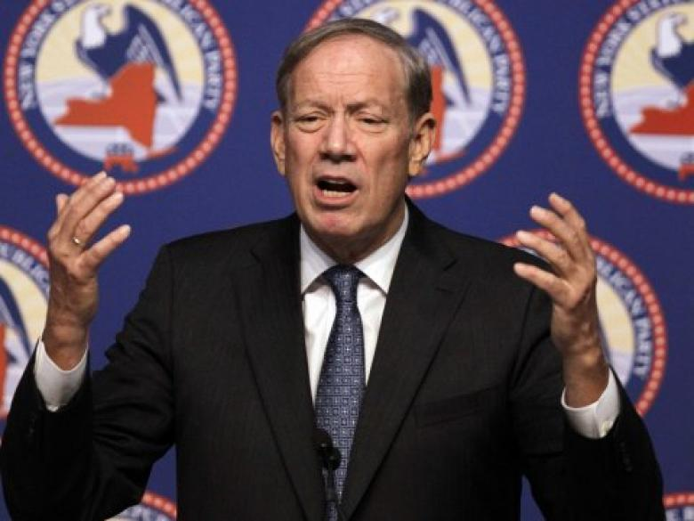 Free-For-All! George Pataki Joins The Clown Show