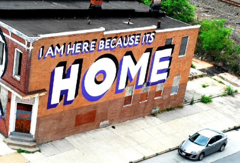 Open Thread - I Am Here Because It's Home