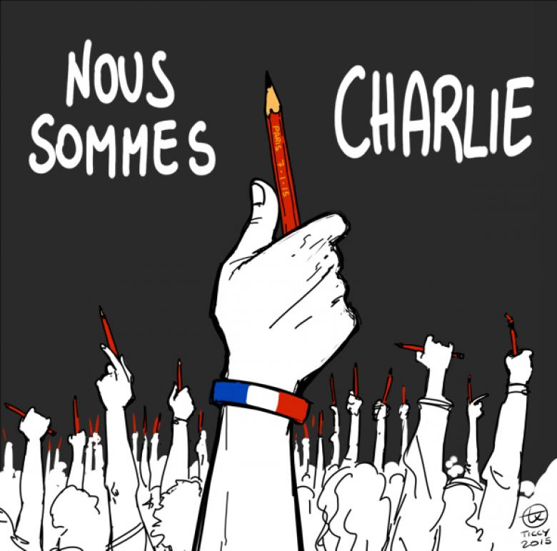 Open Thread - 'We Are Charlie'