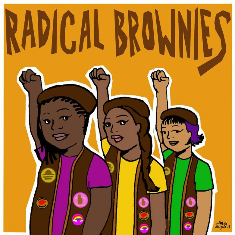'Radical Brownies' Group Emphasizes Social Justice