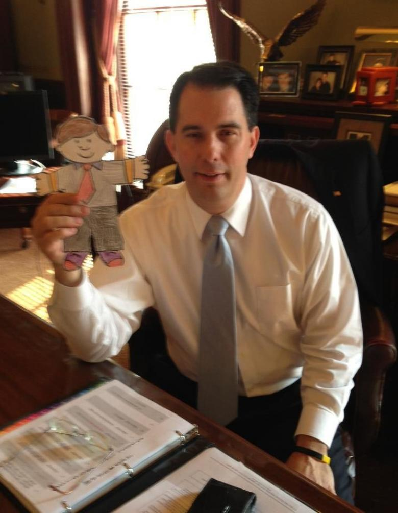 Scott Walker Declares War On Academia