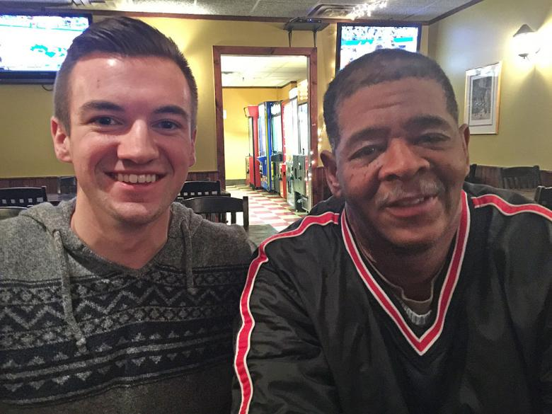 Teen Raises $284K For Detroit Man Who Walks 21 Miles To Work