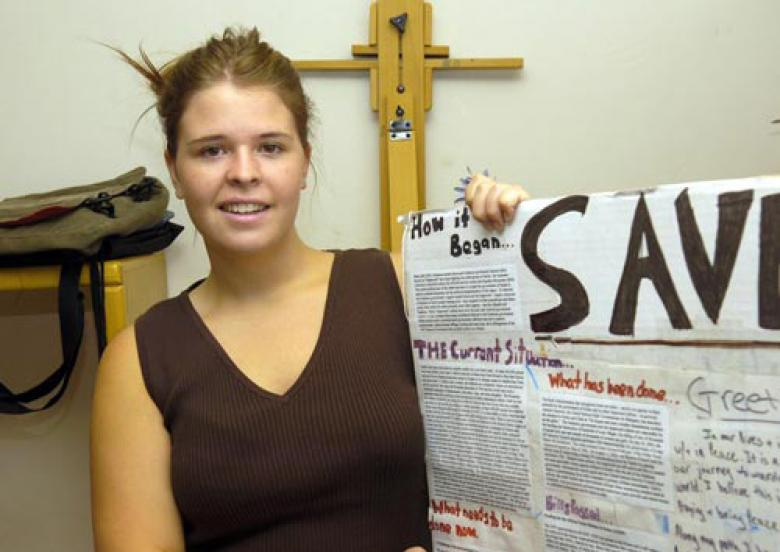 Death Does Not Spare Kayla Mueller From Right Wing Hate