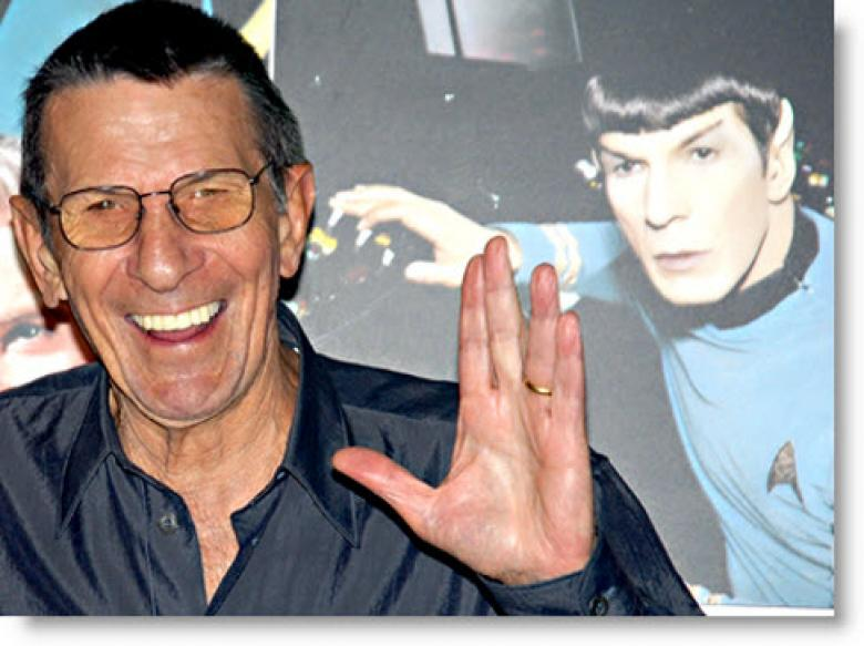 Leonard Nimoy Is Dead At 83