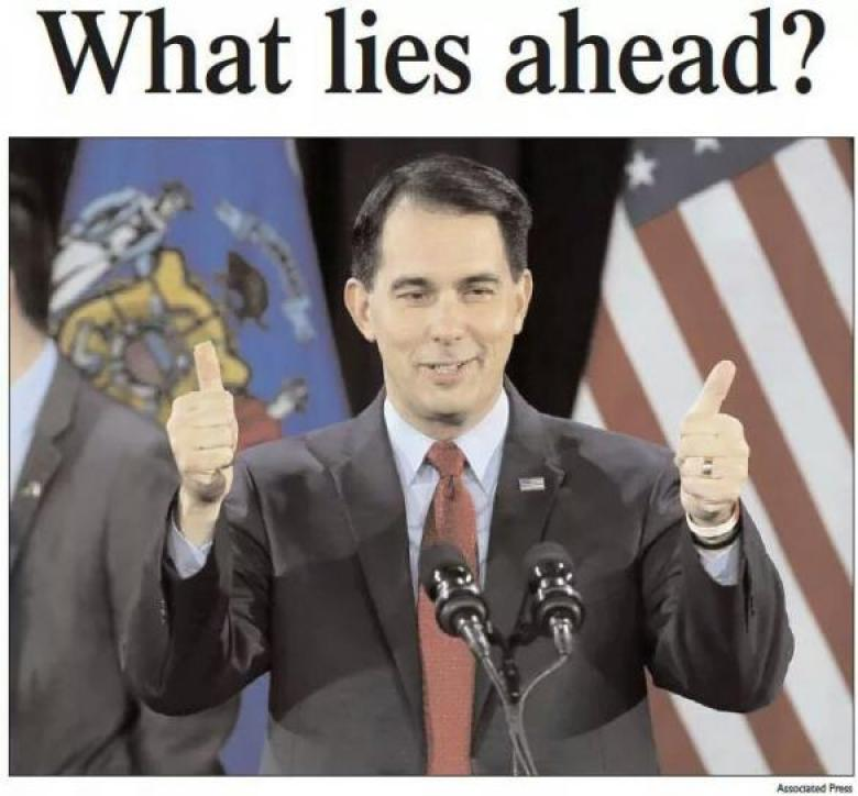 Scott Walker's Attempted Murder Of The Wisconsin Idea Fails Spectacularly